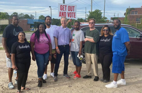 SWAINSBORO, GEORGIA (EMMANUEL COUNTY) GET OUT VOTE EFFORT